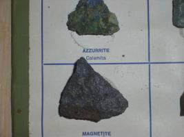 Foto 3 Mineralien aus Elba