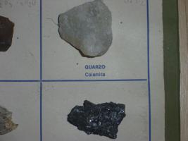 Foto 4 Mineralien aus Elba