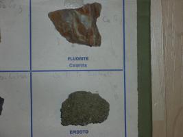 Foto 6 Mineralien aus Elba