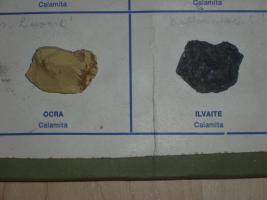 Foto 7 Mineralien aus Elba