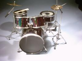 Mini Drum Kit black