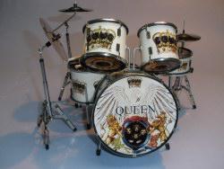 Mini Drum kit – Queen