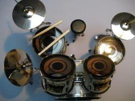 Foto 2 Mini Drum kit – Queen