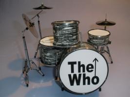 Mini Drum kit – The Who