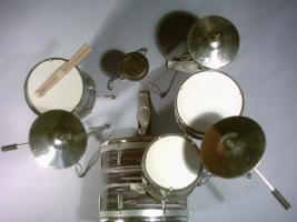 Foto 2 Mini Drum kit Beatles