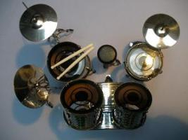 Foto 2 Mini Drum kit - Ludwig