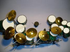Foto 2 Mini Drum kit - ToTo - Simon Phillips