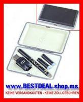 Mini E-Cigarette USB Metal Case 2 Refills nur € 6,65 keine Versandkosten