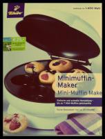 Mini Muffinmaker