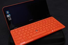 Mini-Notebook Sony Vaio P11S1E/D  *NEU* Tombolagewinn*