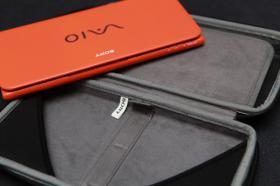 Foto 11 Mini-Notebook Sony Vaio P11S1E/D  *NEU* Tombolagewinn*