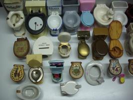 Mini-Toiletten-Sammlung