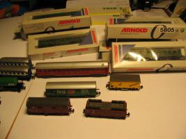 Foto 9 Mini Trix Sammlung