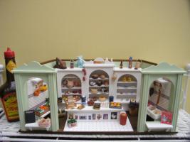 Miniatur Kaufladen  Tante Emma 1:24