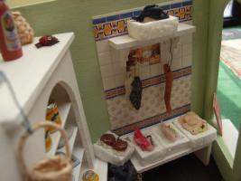 Foto 3 Miniatur Kaufladen  Tante Emma 1:24
