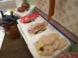 Foto 6 Miniatur Kaufladen  Tante Emma 1:24