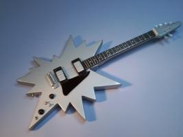 Miniaturgitarre – ABBA guitar