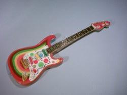 Miniaturgitarre – 'Beatles' George's 'Rocky' Fender Stratocaster