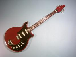 Miniaturgitarre – Brian May's Red Special