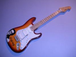 Miniaturgitarre – Buddy Holly Guitar