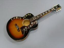 Miniaturgitarre – Chris Isaak Guitar