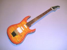 Miniaturgitarre – Dire Straits' Mark Knopfer – Pensa MK