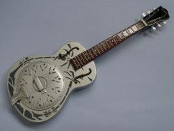 Miniaturgitarre – Dire Straits - Brothers-in-Arms Guitar