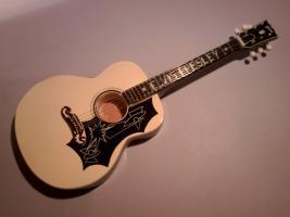 Miniaturgitarre – Elvis Presley – Gibson Acoustic