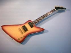 Miniaturgitarre – Gibson Explorer - Ricki Wilde