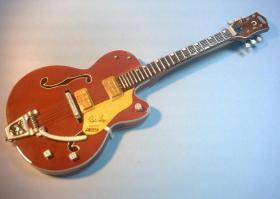 Miniaturgitarre – Gretsch Nashville Brian Setzer