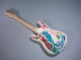 Foto 2 Miniaturgitarre – Jimmy Hendrix Stratocaster