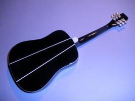 Foto 2 Miniaturgitarre – Johnny Cash – Acoustic Martin