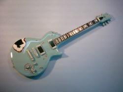 Miniaturgitarre – Metallica -– James Hetfield - ESP Truckster
