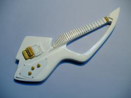 Miniaturgitarre – Prince guitar Auerswald Model C