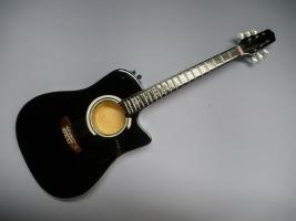 Miniaturgitarre – Rammstein – Takamine EF 341 SC