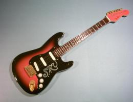 Miniaturgitarre – 'Stevie Ray Vaughan' SRV Fender