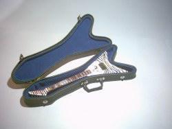 Foto 2 Miniaturgitarre Köcher - Flying V + Standard