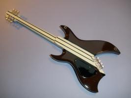 Foto 2 Miniaturgitarre - BC Rich Bich Guitar