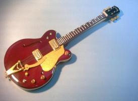 Miniaturgitarre - Country Gentleman GreTsch – George Harrison