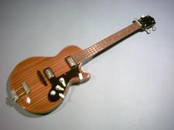 Miniaturgitarre - Framus – Stones' Bill Wyman