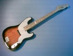 Miniaturgitarre - Sting Fender Precision Bass