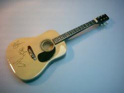 Miniaturgitarre - The Police Signature acoustic