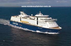 Minikreuzfahrten nach Norwegen & England & Baltikum vom Marktführer