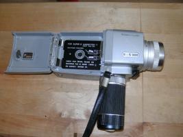 Minolta Autopak 8 K 5 Kamera Revue Super 8-S 900