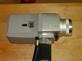 Foto 4 Minolta Autopak 8 K 5 Kamera Revue Super 8-S 900