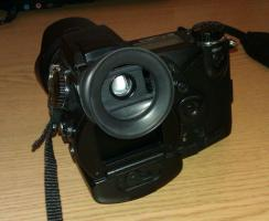 Foto 6 Minolta Dimage 7Hi Systemkamera + Funkausl�ser + AF-Hilfslicht