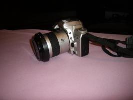 Foto 5 Minolta Dynax 404si + 28-80mm Objektiv und neuer Film, neuwertig!