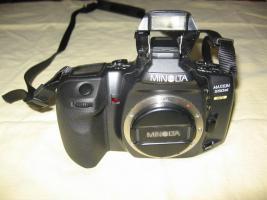 Foto 14 Minolta MAXXUM 550 SI   3 Super- Objektive (1x AF 28-80/1x AF 75-300/1x 100-300)   Tasche
