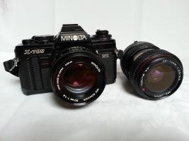Minolta Spiegelreflex-Kamera X-700