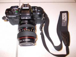Foto 2 Minolta X-700, 3 Objektive, Blitz, Tasche
